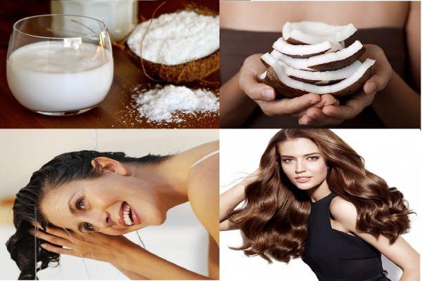 Bí quyết dùng dầu dừa dưỡng tóc đúng cách để hiệu quả nhất