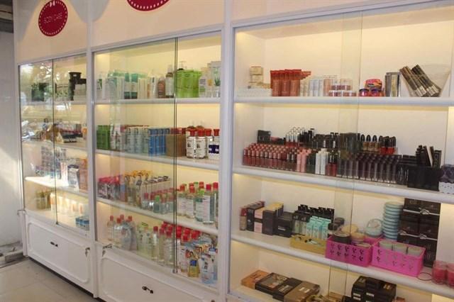 Shop mỹ phẩm nga chính hãng Gladys Cosmetic