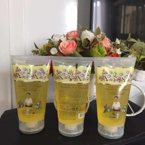 Sữa rửa mặt Agafi chiết xuất từ hoa cúc