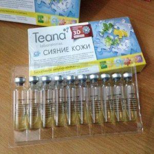 Collagen Teana C1 chính hãng Nga