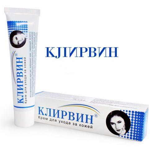 Kem trị sẹo Klirvin chính hãng của Nga
