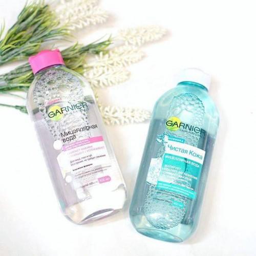 Nước tẩy trang Garnier Skin Naturals