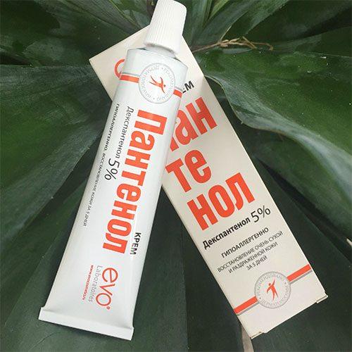 Kem bôi trị bỏng Evo Panthenol, hỗ trợ điều trị mọi vết bỏng